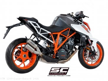 CR-T Exhaust by SC-Project KTM / 1290 Super Duke R / 2016