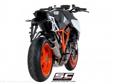 CR-T Exhaust by SC-Project KTM / 1290 Super Duke R / 2014