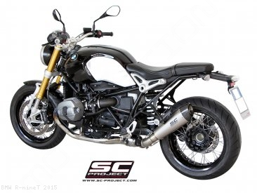 Conic Exhaust by SC-Project BMW / R nineT / 2015