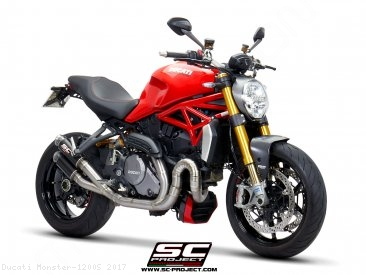 Racing Headers by SC-Project Ducati / Monster 1200S / 2017