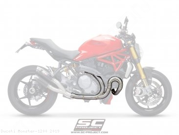 Racing Headers by SC-Project Ducati / Monster 1200 / 2019