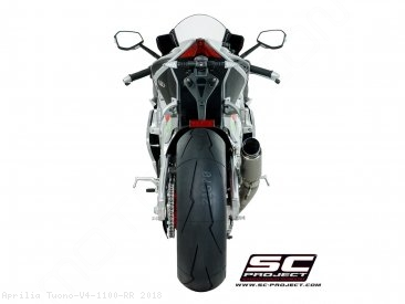 GP70-R Exhaust by SC-Project Aprilia / Tuono V4 1100 RR / 2018
