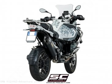 """Adventure"" Exhaust by SC-Project BMW / R1200GS Adventure / 2016"