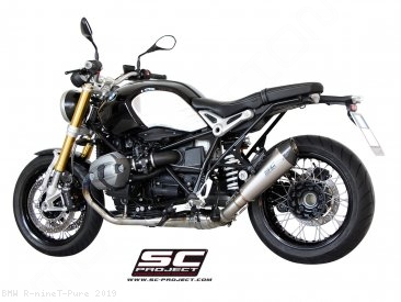 Conic Exhaust by SC-Project BMW / R nineT Pure / 2019