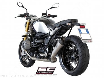 Conic Exhaust by SC-Project BMW / R nineT Urban GS / 2017
