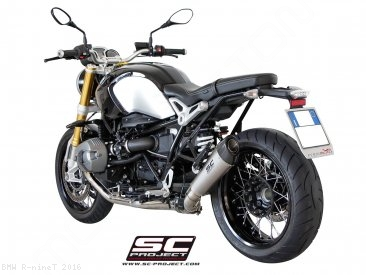 Conic Exhaust by SC-Project BMW / R nineT / 2016