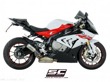 CR-T Exhaust by SC-Project BMW / S1000RR / 2017