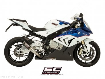 CR-T Exhaust by SC-Project BMW / S1000RR / 2015