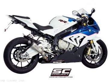 S1 Exhaust by SC-Project BMW / S1000RR / 2016