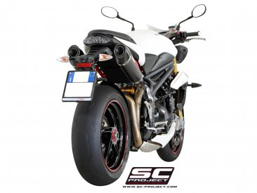 Conic High Mount Exhaust by SC-Project