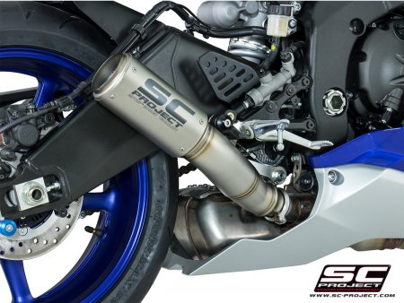 CR-T High Mount Exhaust by SC-Project