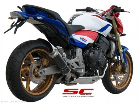 GP Exhaust by SC-Project Honda / CB600F 599 / 2012