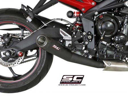 Conic Matte Black Exhaust by SC-Project