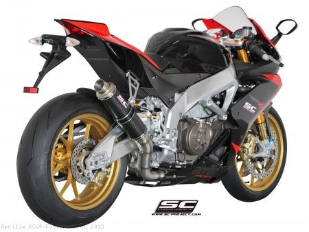 GP Exhaust by SC-Project Aprilia / RSV4 Factory APRC / 2013