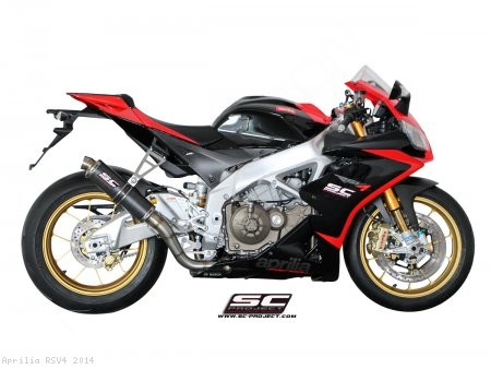GP Exhaust by SC-Project Aprilia / RSV4 / 2014