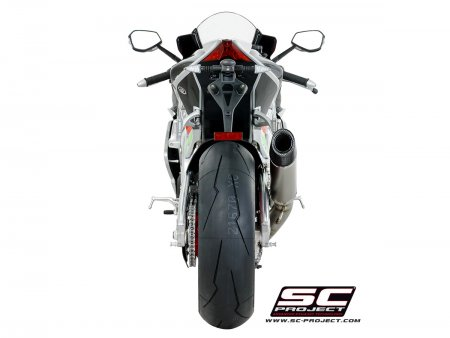 Oval Racing Exhaust by SC-Project