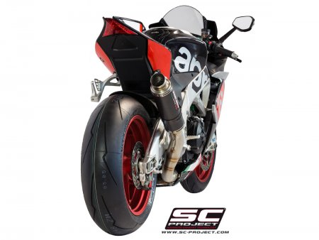 GP65 Exhaust by SC-Project