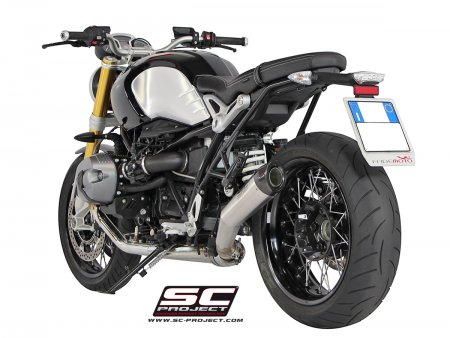 Angled Conic Exhaust by SC-Project
