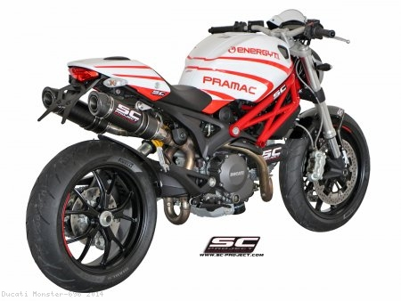 GP-Tech Exhaust by SC-Project Ducati / Monster 696 / 2014