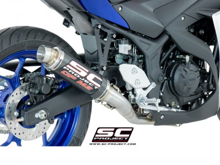 GP M2 Full System Exhaust by SC-Project